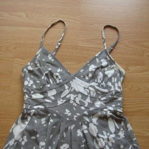 American Eagle Outfitters Grey Dress   Size M